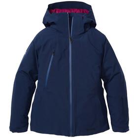 Marmot Warmcube Cortina Jakke Damer, blå
